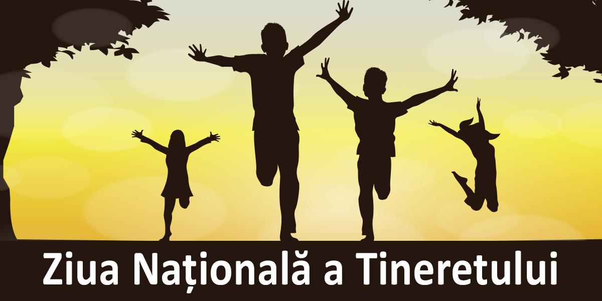 De vorbă cu tinerii sibieni de Ziua lor Națională- La mulți ani!
