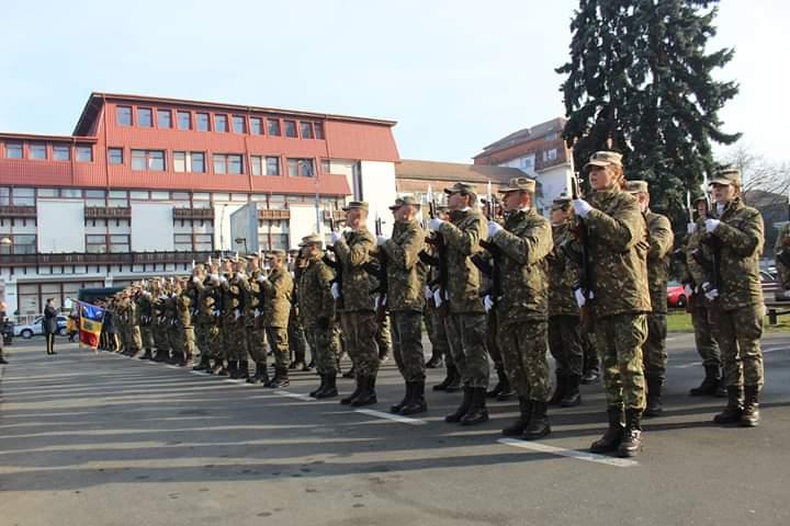 1920-2020: 100 de ani de învățământ militar românesc la Sibiu