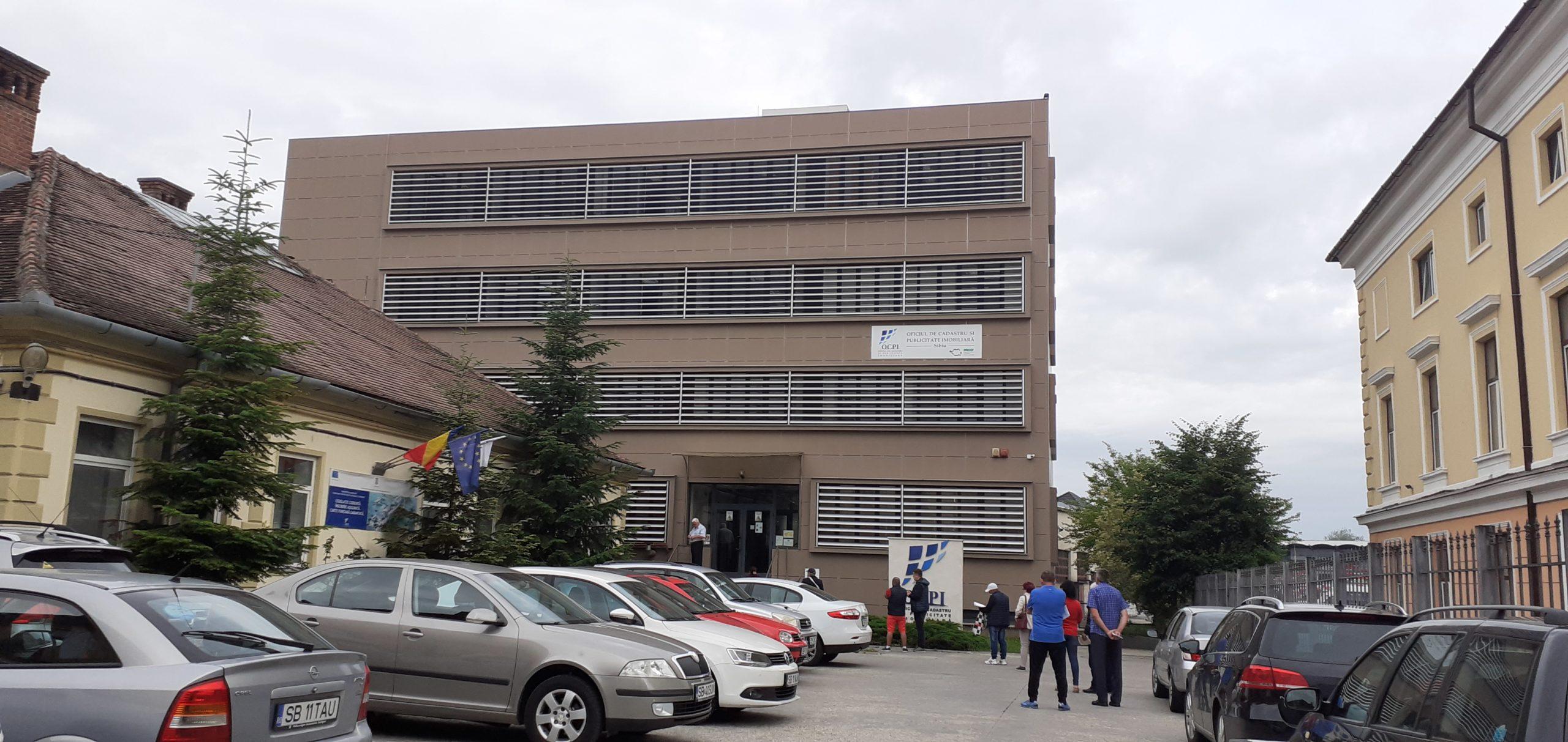 Localități din județul Sibiu incluse în programul de cadastrare gratuită finanțat cu bani europeni