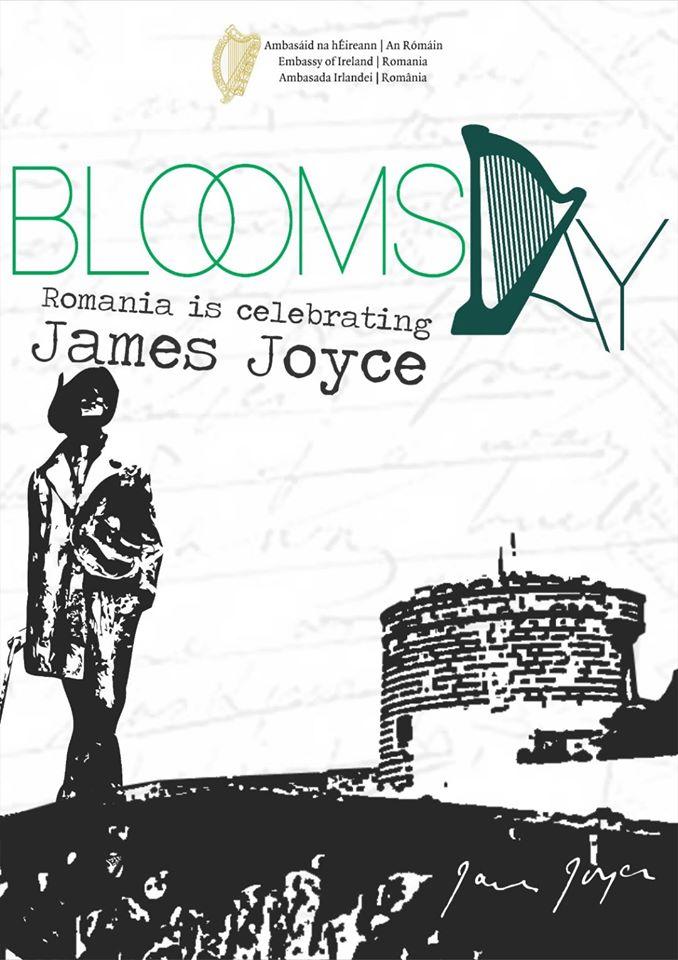 Ofelia Popi şi Adrian Matioc vor crea o atmosferă tipică Bloomsday la Muzeul Național Brukenthal