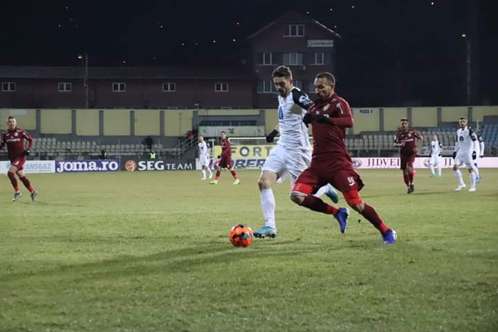 Gaz Metan Mediaș a început antrenamentele de grup pentru amicalul cu CFR Cluj