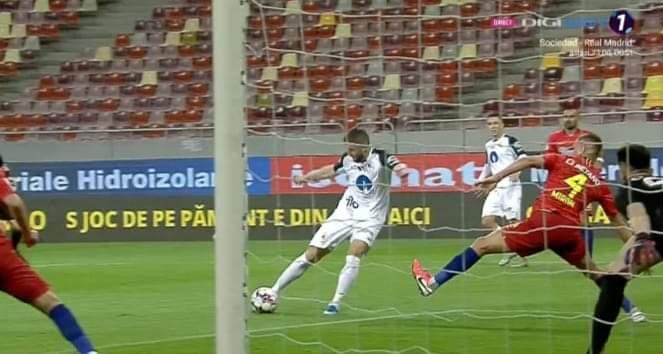 Sergiu Buș și Thomas Nielsen au îngenuncheat echipa lui Becali la ultima fază