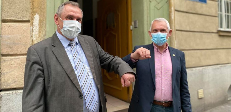Prefectul Sibiului: Scopul a fost identificarea provocărilor întâlnite de DSP Sibiu în pandemie