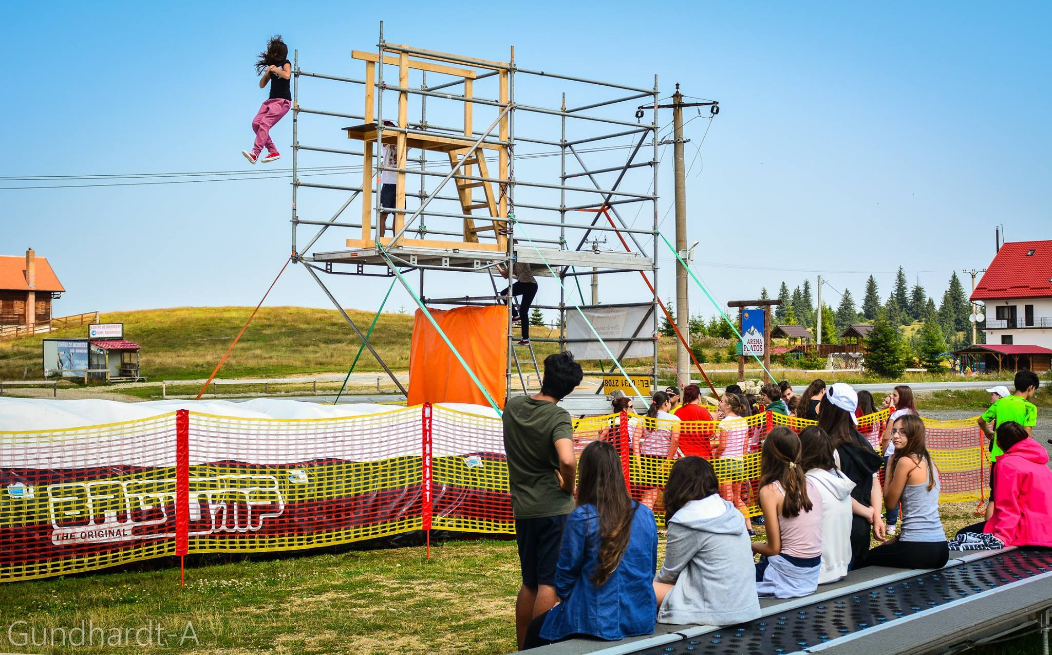 Complexul de vară Arena Platoș Păltiniș este pregătit să își deschidă porțile pentru turiști
