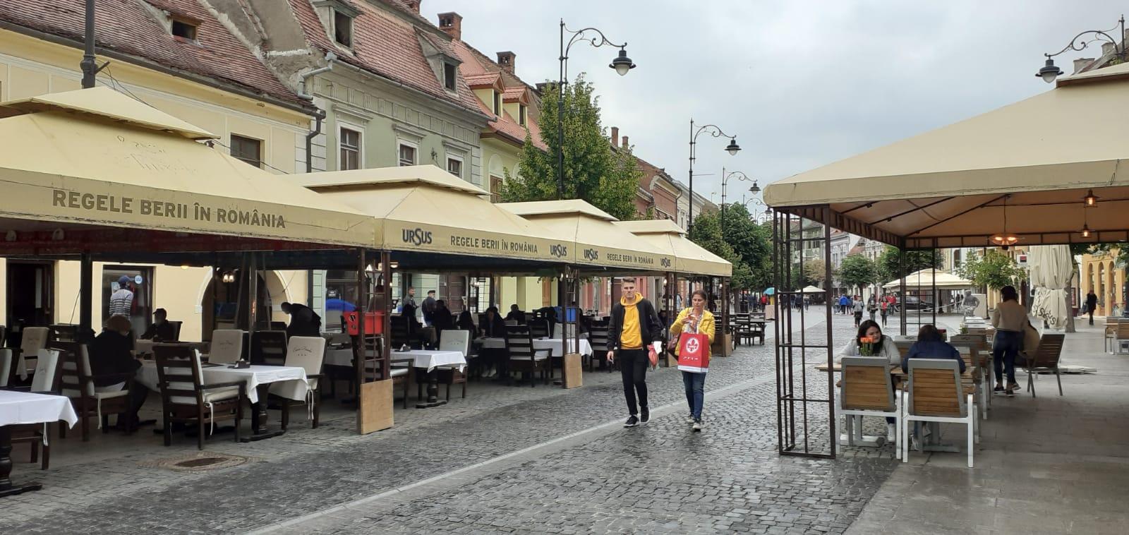 Sibiu | 1945 persoane sunt izolate și 32 se află în carantină