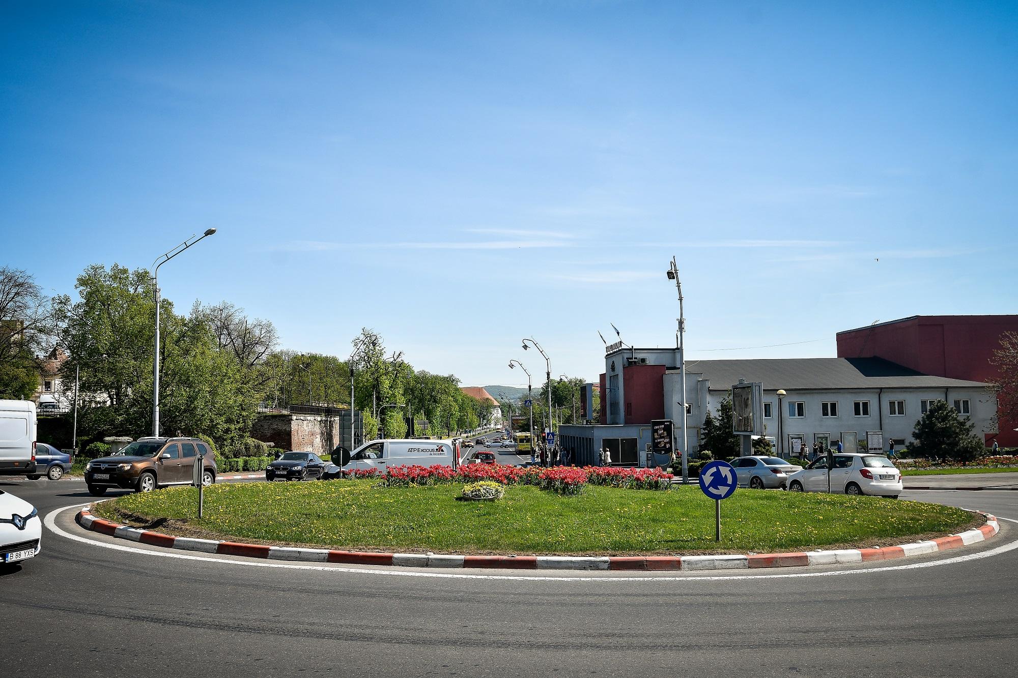 Va fi modernizat iluminatul public pe Șoseaua Alba Iulia, bulevardul General Vasile Milea, bulevardul Corneliu Coposu și pe Calea Dumbrăvii