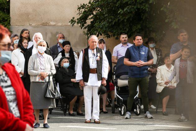 Praznicul Sfintei Treimi este în fiecare an prilej de mare sărbătoare la Sibiu