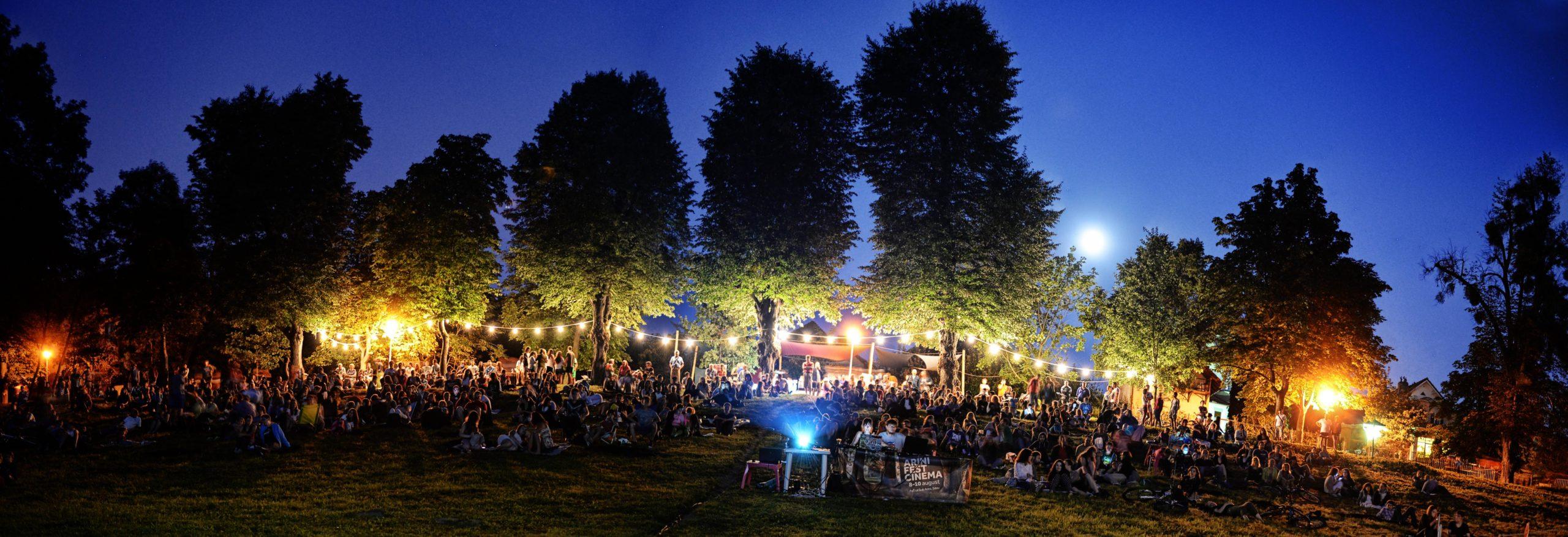 Cea de-a șaptea ediție Arini Fest Cinema revine în acest weekend la Sibiu