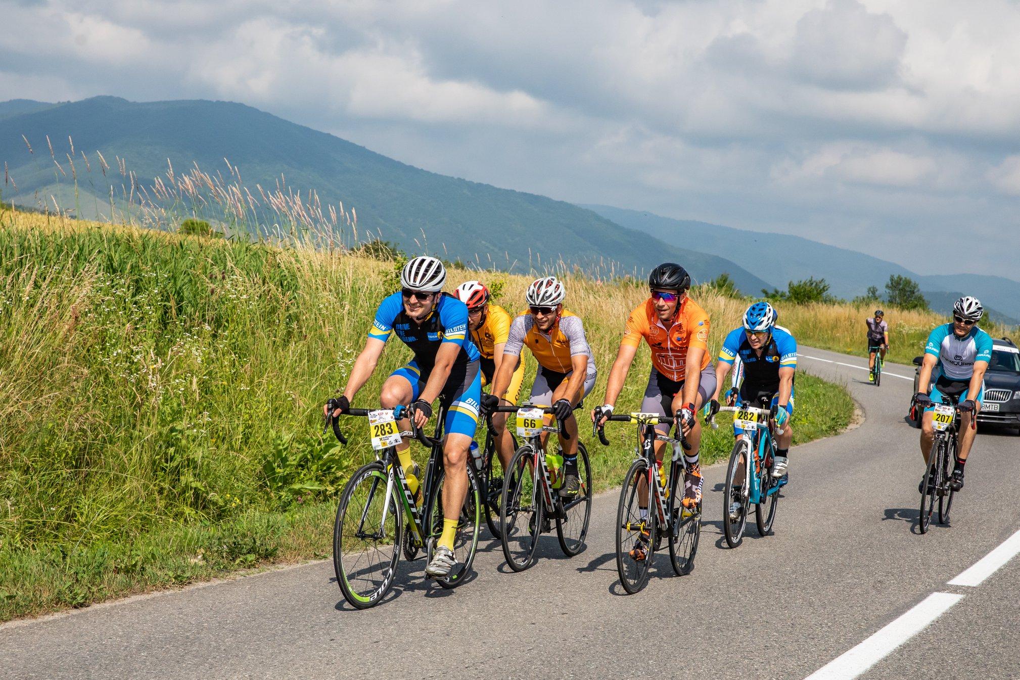Turul Ciclist al Sibiului 2020 / Restricţii de circulaţie pentru Cursa Sponsorilor