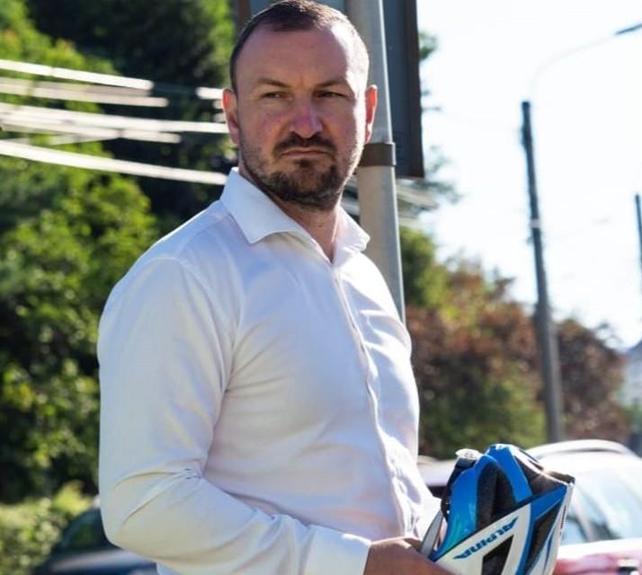 Adrian Bibu, candidatul PNL: Primăria Sibiului trebuie să înceapă rapid dezvoltarea zonei Noului Spital Judetean