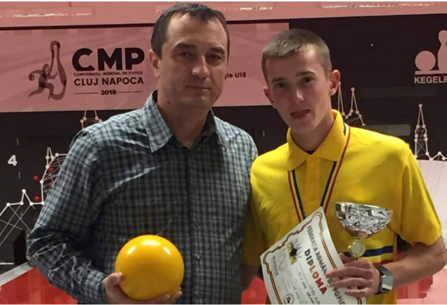 Alexandru Mitru, campion la popice: Este un sport spectaculos, dar din păcate, nu este atât de apreciat și cunoscut în țara noastră