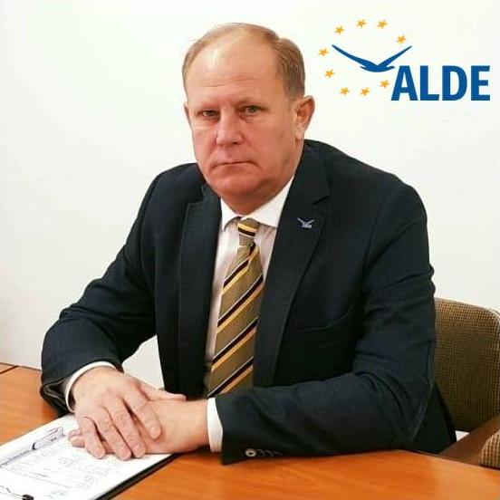 Ovidiu Gheorghe Tocaciu: Plec de la conducerea ALDE SIBIU