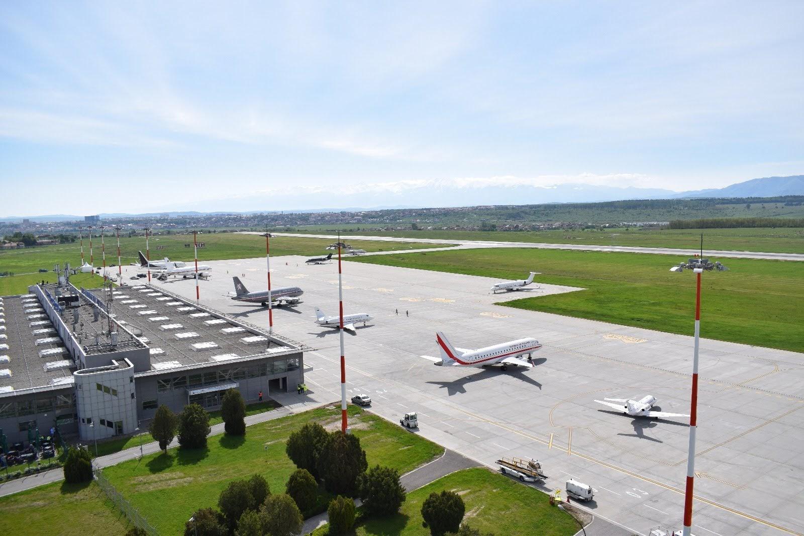 Lufthansa va relua din 7 septembrie cursele aeriene regulate directe din Sibiu înspre și dinspre München