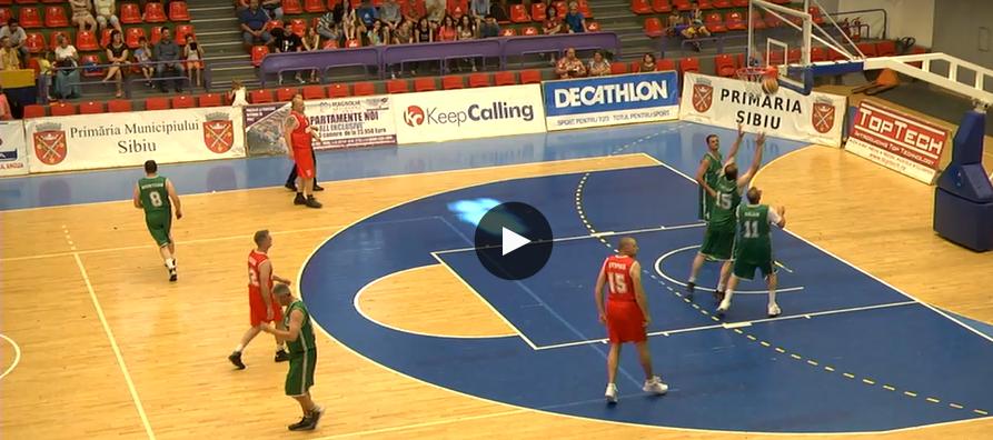 BC CSU Sibiu își provoacă fanii la un concurs