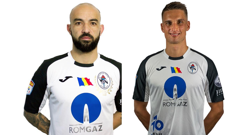 Juel Thomas Nielsen și Gabriel de Mourarămân la Gaz Metan Mediaș