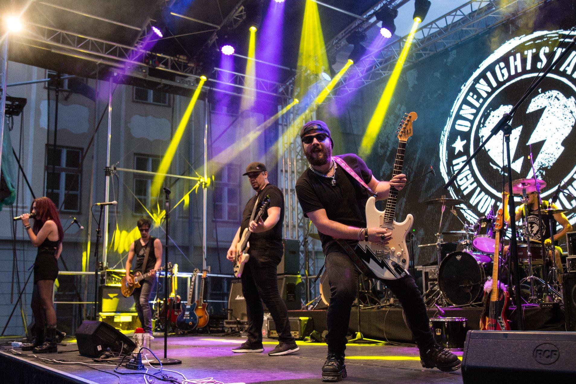 Peste 50 de artiști locali vor concerta la Sibiu Sounds Festival