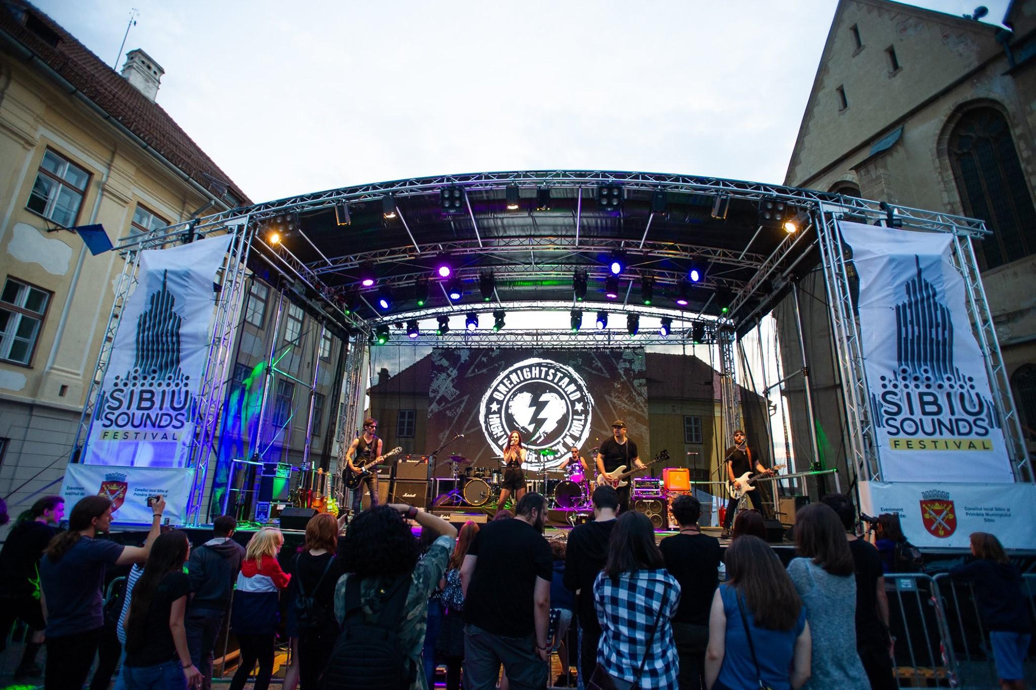 Artiștii sibieni revin pe scena Sibiu Sounds Festival