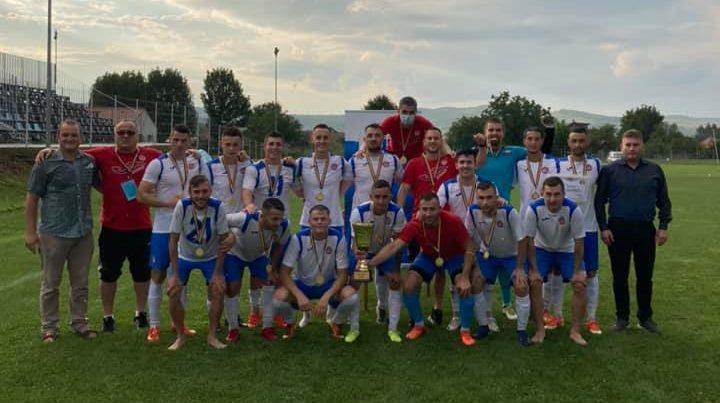 Bucurie mare pentru cisnădieni- CS Măgura Cisnădie a promovat în Liga a III-a
