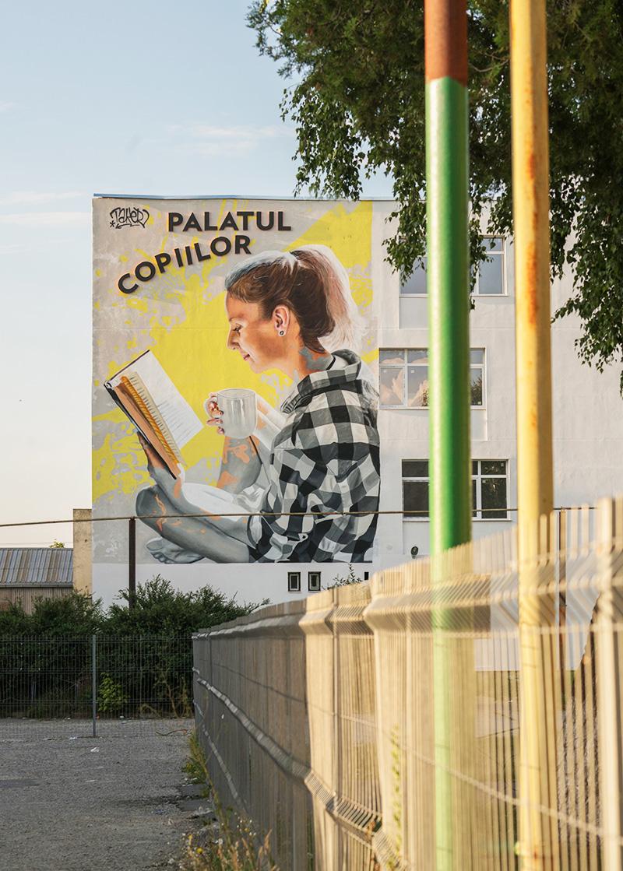 Primăria Sibiu continuă achiziționarea de materiale și echipamente pentru dotarea Palatului Copiilor