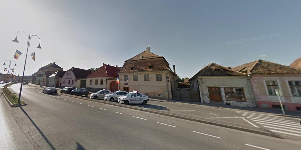 Suspiciune de COVID-19 la sediul Poliției din Agnita