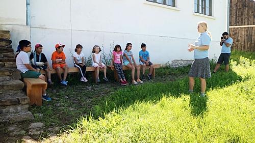 Programe de voluntariat desfasurate in cadrul proiectului REVEAL Alma Vii