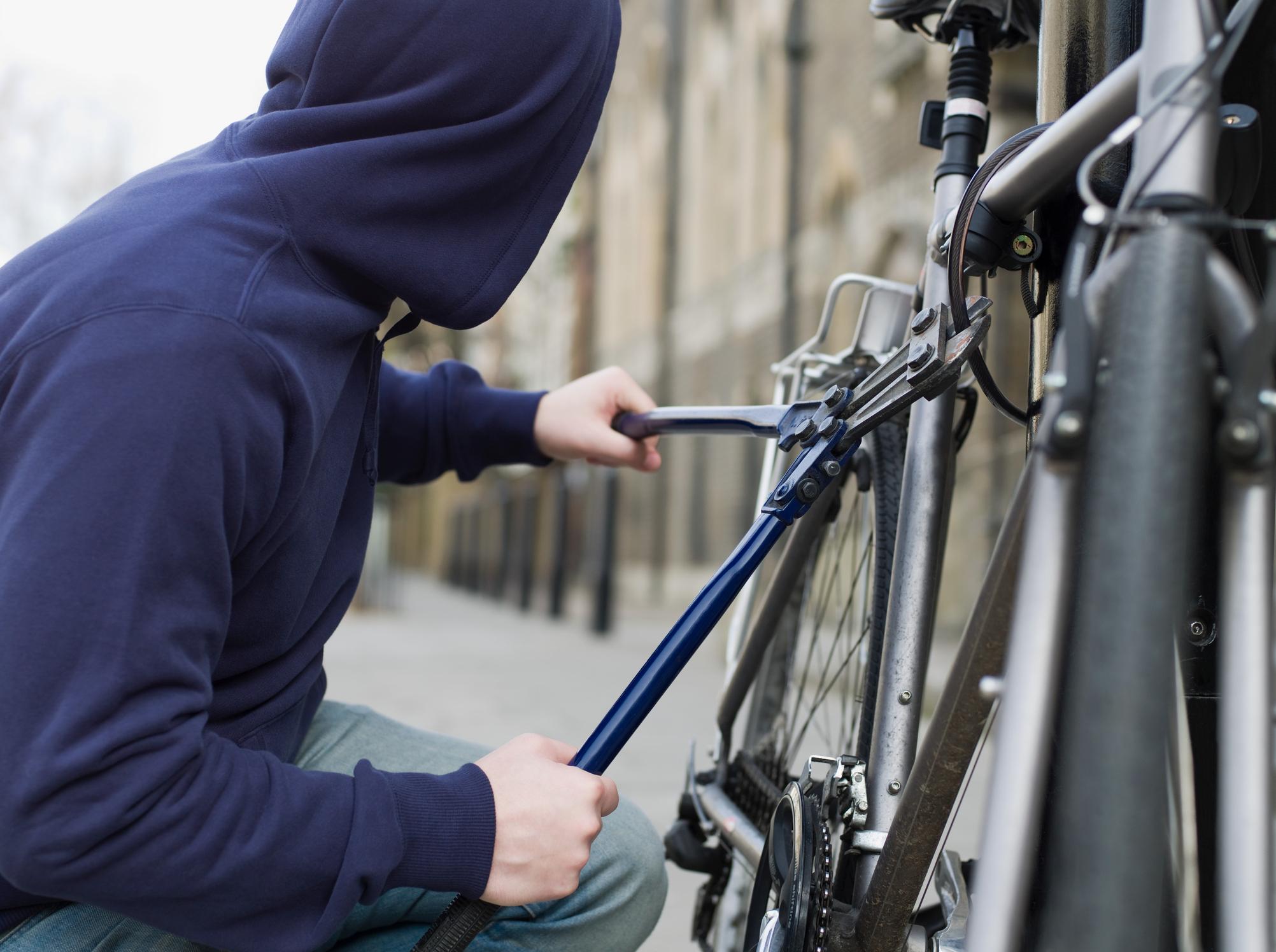 Bicicletă recuperată de polițiști la doar câteva ore de la primirea sesizării