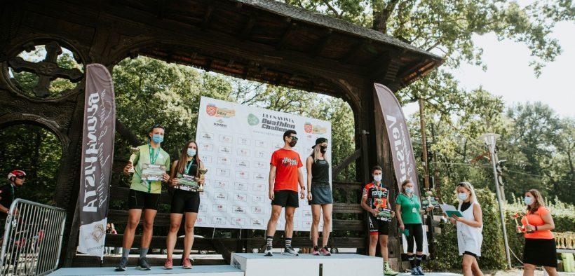 Buonavista Duathlon Challenge i-a provocat duminică la mișcare pe pasionații de ciclism și alergare