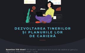 Unu din doi tineri români își dorește să fie antreprenor sau manager