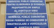Un angajat al Serviciului Public Comunitar Regim Permise de Conducere și Înmatriculare a Vehiculelor, confirmat cu COVID-19