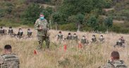 Șeful Statului Major al Forțelor Terestre, gl.mr. Iulian Berdilă, prezent la activitățile cadeților AFT