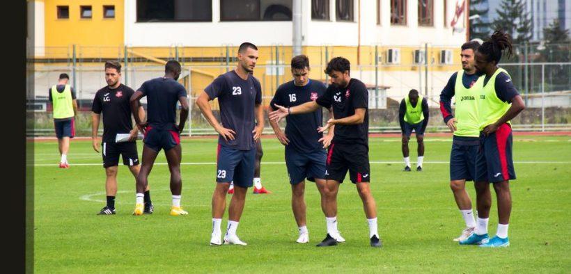 Caiado și Karanovic împrumutați la F.C.S.B.