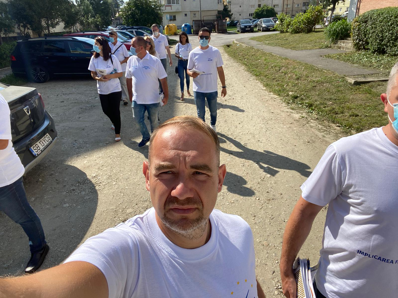 Echipa ALDE Sibiu: Sibienii merită să trăiască în condiţii decente! (P.E)