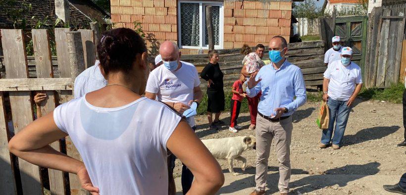 Adrian Echert, candidat USR PLUS pentru președinția CJ Sibiu: Vrem un standard decent de viață pentru toți cetățenii din comunitățile județului (P.E.)