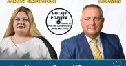 Laurenţiu Cosmin Balcu, viitorul preşedinte al Consiliului Judeţean Sibiu: Alături de dr. Dendrinos Diana Gabriela vom reforma sistemul medical din judeţ (PE)