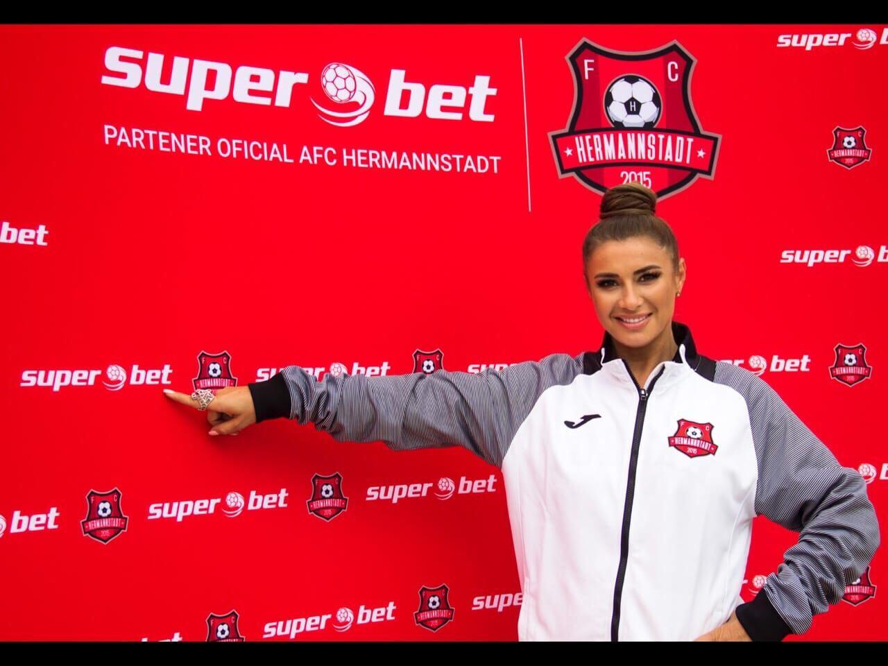 Superbet devine noul sponsor oficial al A.F.C. Hermannstadt