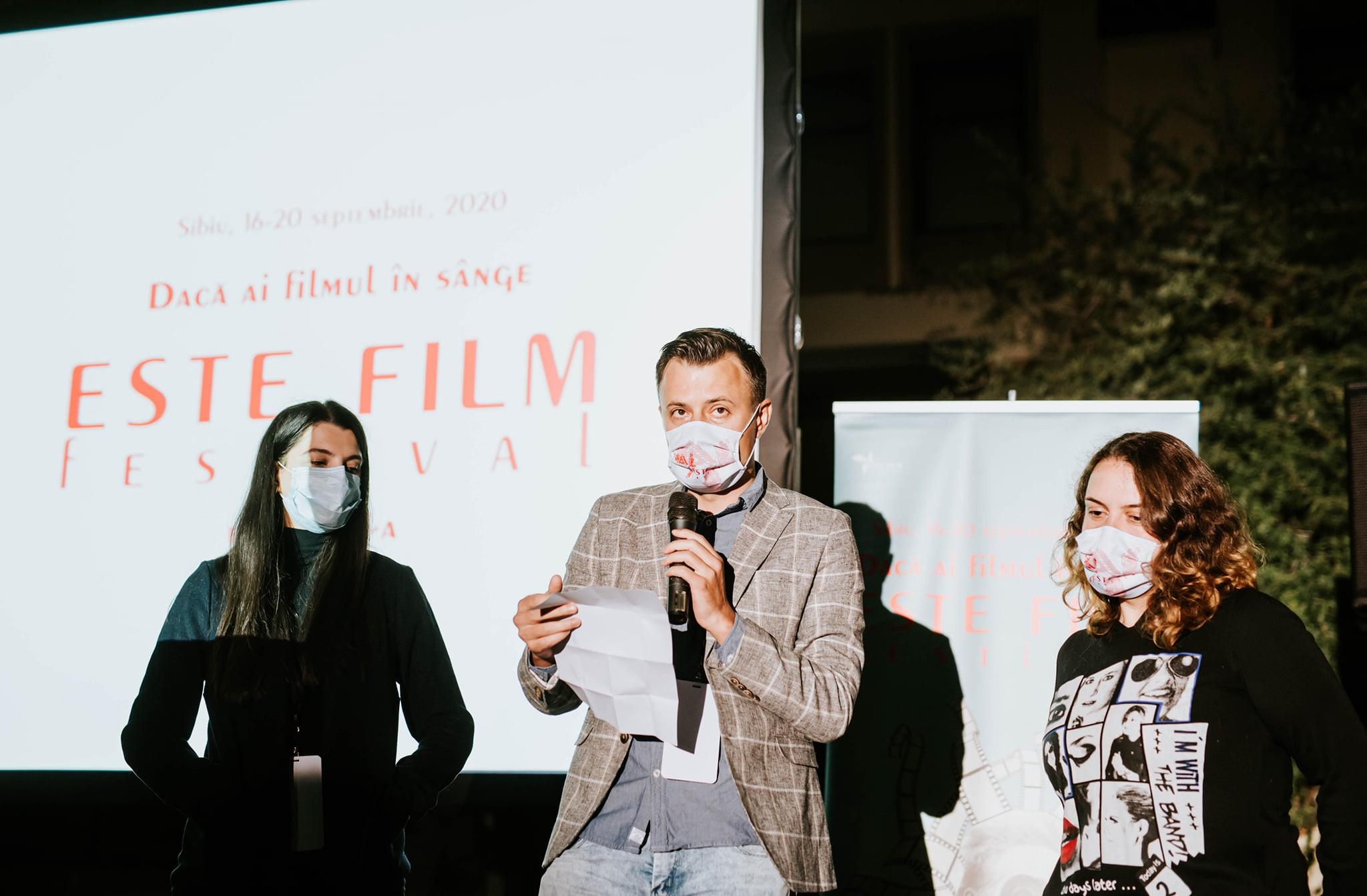 Trofeul ESTE FILM Festival 2020 și-a găsit câștigătorul