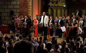 După mai bine de șase luni, Filarmonica Sibiu redeschide Sala Thalia pentru public