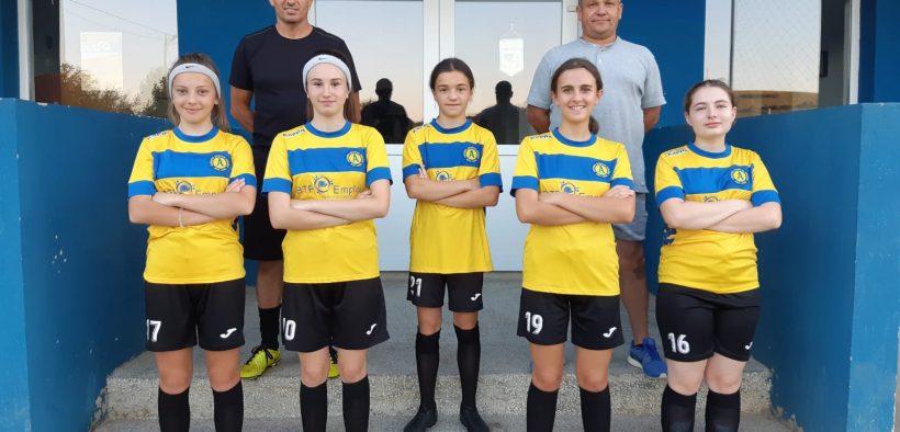 Cinci fotbaliste de la Athletic Șura Mare sunt legitimate la Clubul A.F.C. Hermannstadt
