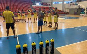 Baschetbaliștii sibieni se antrenează în formație completă și vor continua pregătirile în vederea noului sezon, în sistem centralizat
