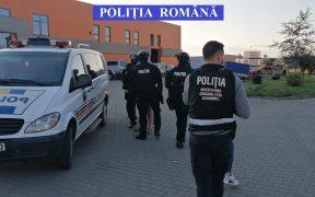 50.000 de lei și 1.110 euro, cantitatea de 5.705 litri alcool și 3.360 de țigarete, confiscate de polițiști