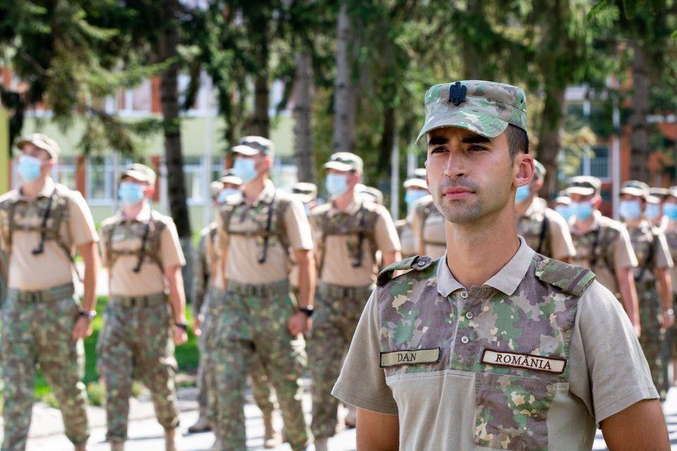 O echipă de studenți, cadre militare și personal civil AFT Sibiu a reușit performanța de a ocupa locuri pe podiumul de premiere