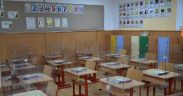 14 profesori și 54 de elevi lipsesc de la cursuri din cauza SARS-CoV-2