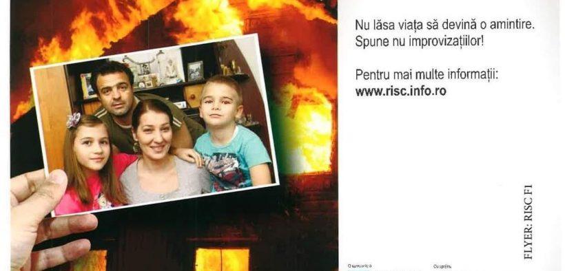 Ziua Informării Preventive, sărbătorită de ISU Sibiu prin diverse activități