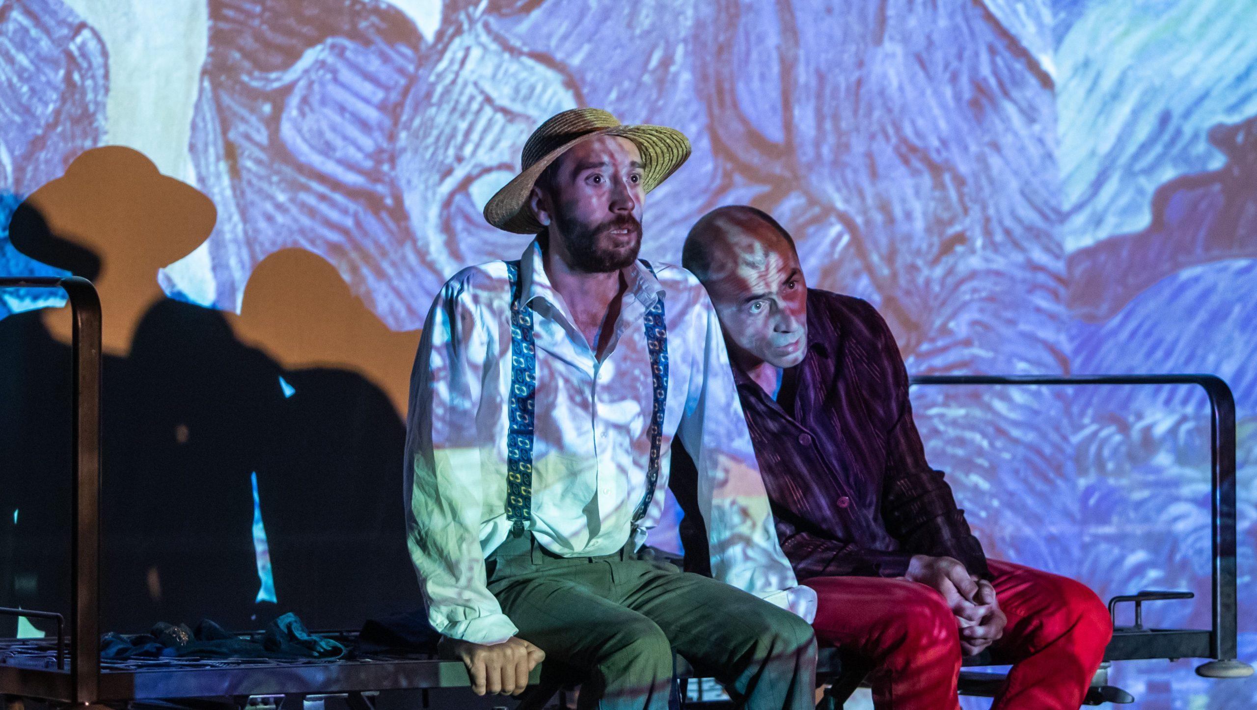 """Spectacole despre Vincent Van Gogh, Antonin Artaud și Ezra Pound în acest weekend, în Festivalul """"25 de zile de Teatru"""""""