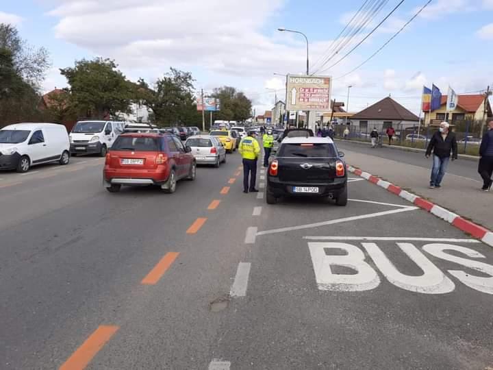 Polițiștii au verificat peste 1.900 de sibieni cu privire la respectarea interdicțiilor și măsurilor impuse