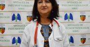 """Medicul pneumolog, Lavinia Danciu, răspunde la întrebarea """"Un sezon dificil - cum rămânem sănătoși?"""""""