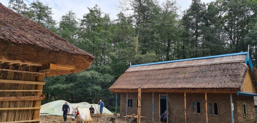 Două noi gospodării de morar din Letea, Delta Dunării pot fi vizitate înMuzeul Astra