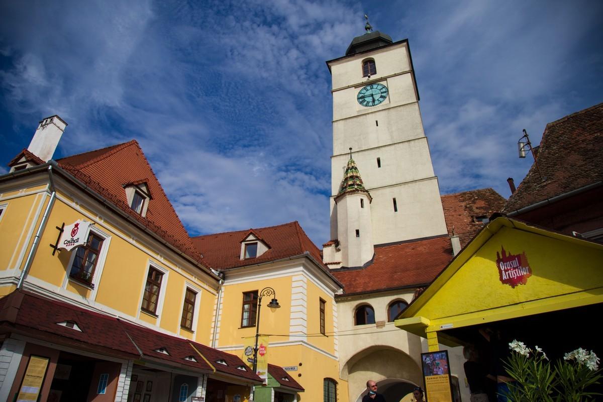 Orașul Artiștilor, unul dintre proiectele de succes ale Agendei Culturale din Sibiu