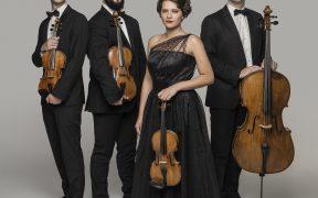 Auner Quartett – tinerele stelele ale muzicii camerale austriece pe scena Filarmonicii de Stat din Sibiu