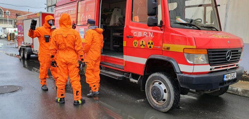 ISU SIBIU – Măsuri de prevenire a incendiilor la începutul sezonului rece